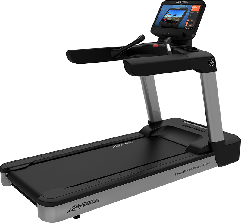 LIFE FITNESS INTEGRITY SERIES TREADMILL SE3HD