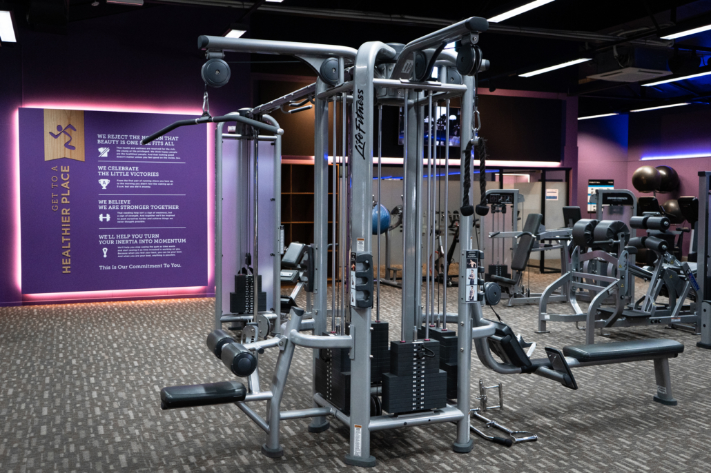 Anytime Fitness Invercargill Strength-1