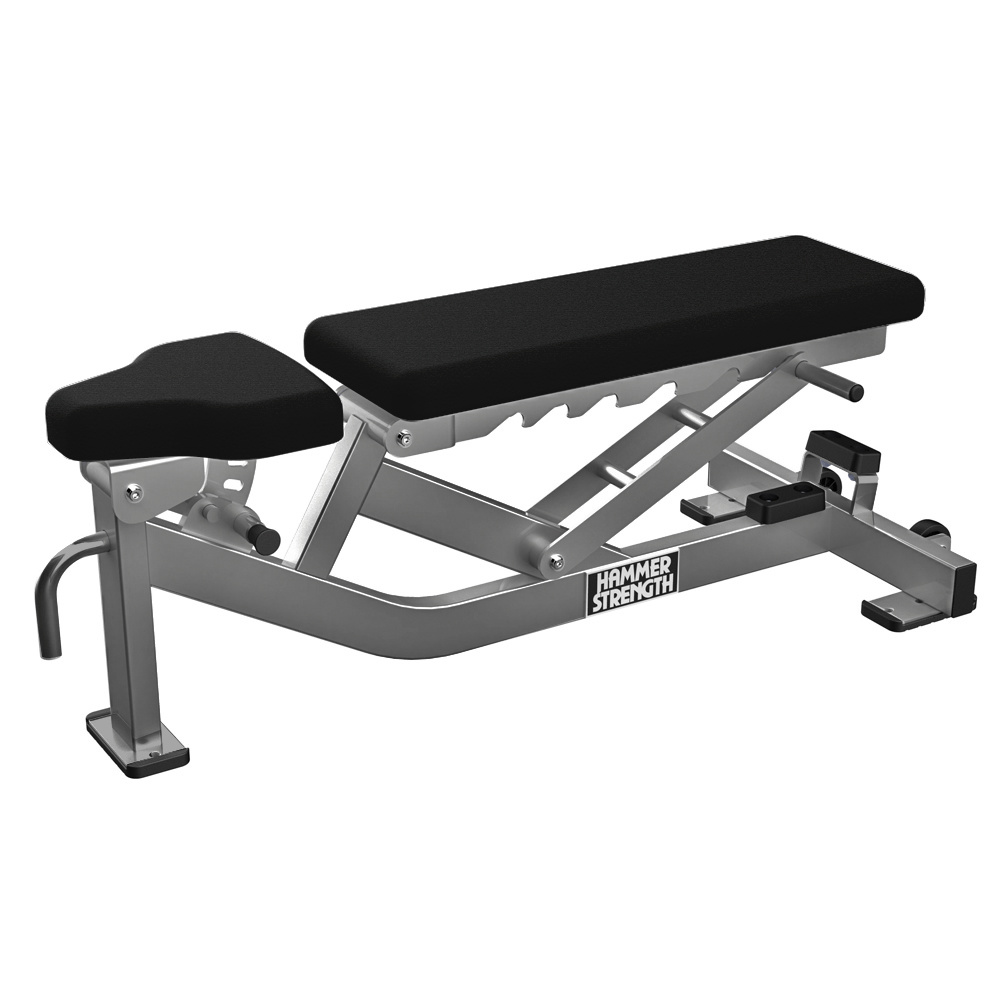 HD ATHLETIC MULTI ADJUSTABLE BENCH