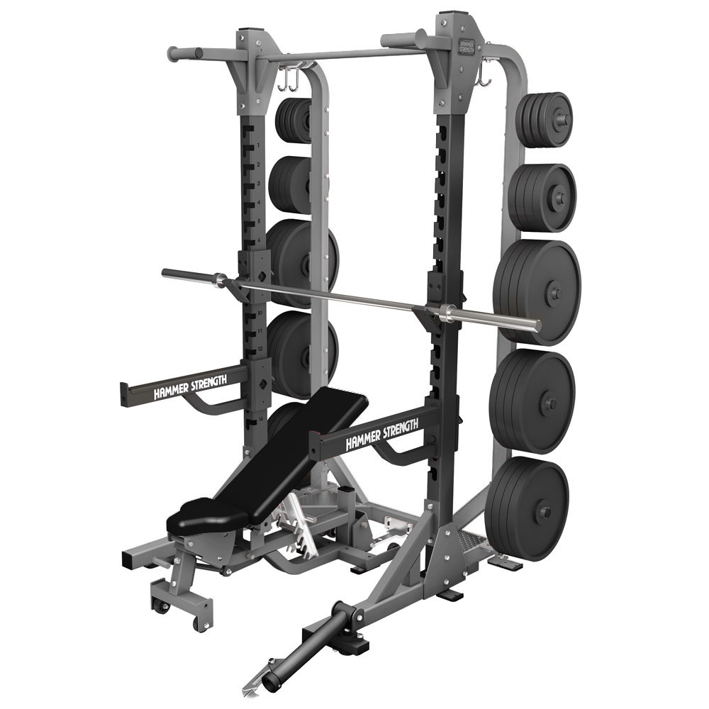 HD ELITE HALF RACK