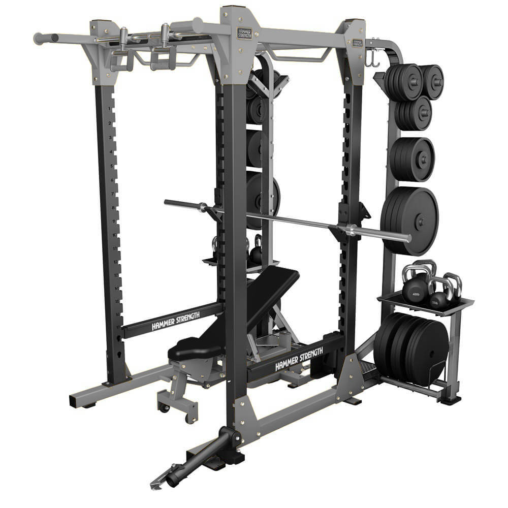HD ELITE POWER RACK