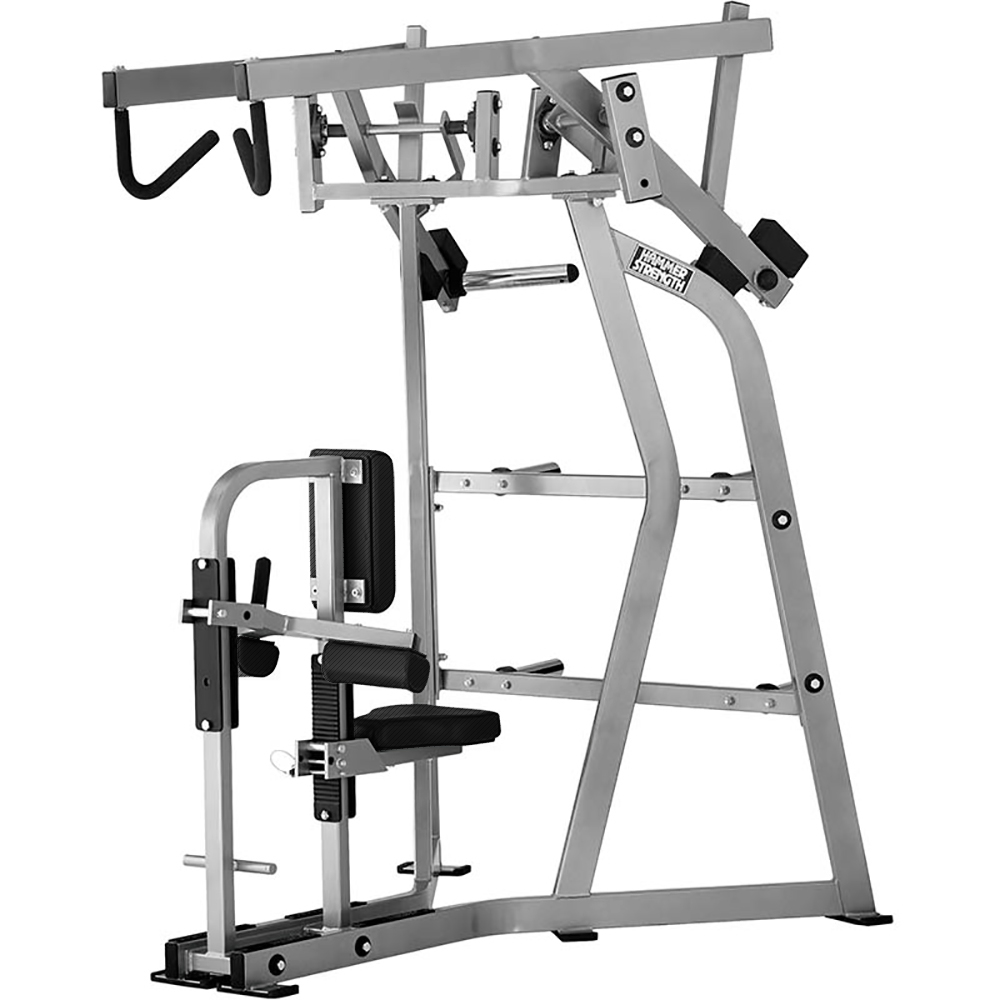 HAMMER STRENGTH ISO-LATERAL HIGH ROW