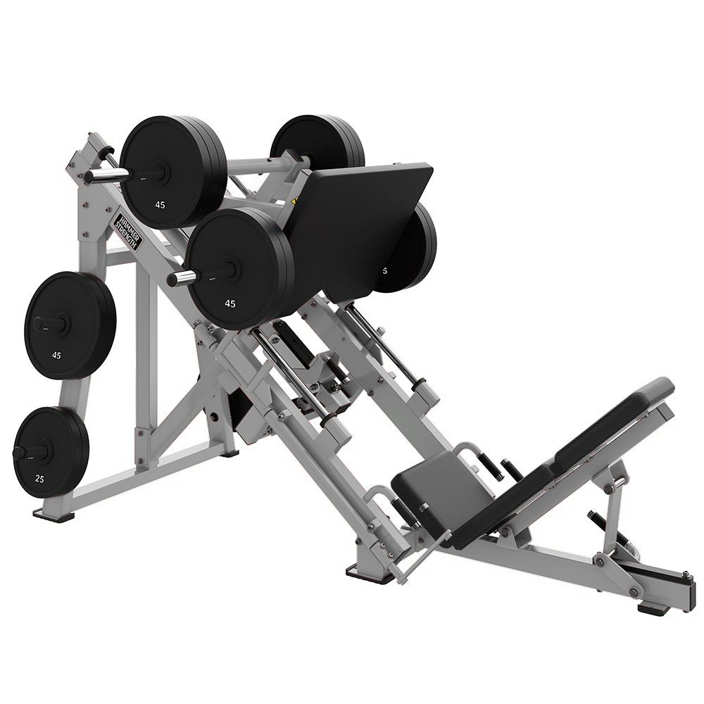 HAMMER STRENGTH LINEAR LEG PRESS