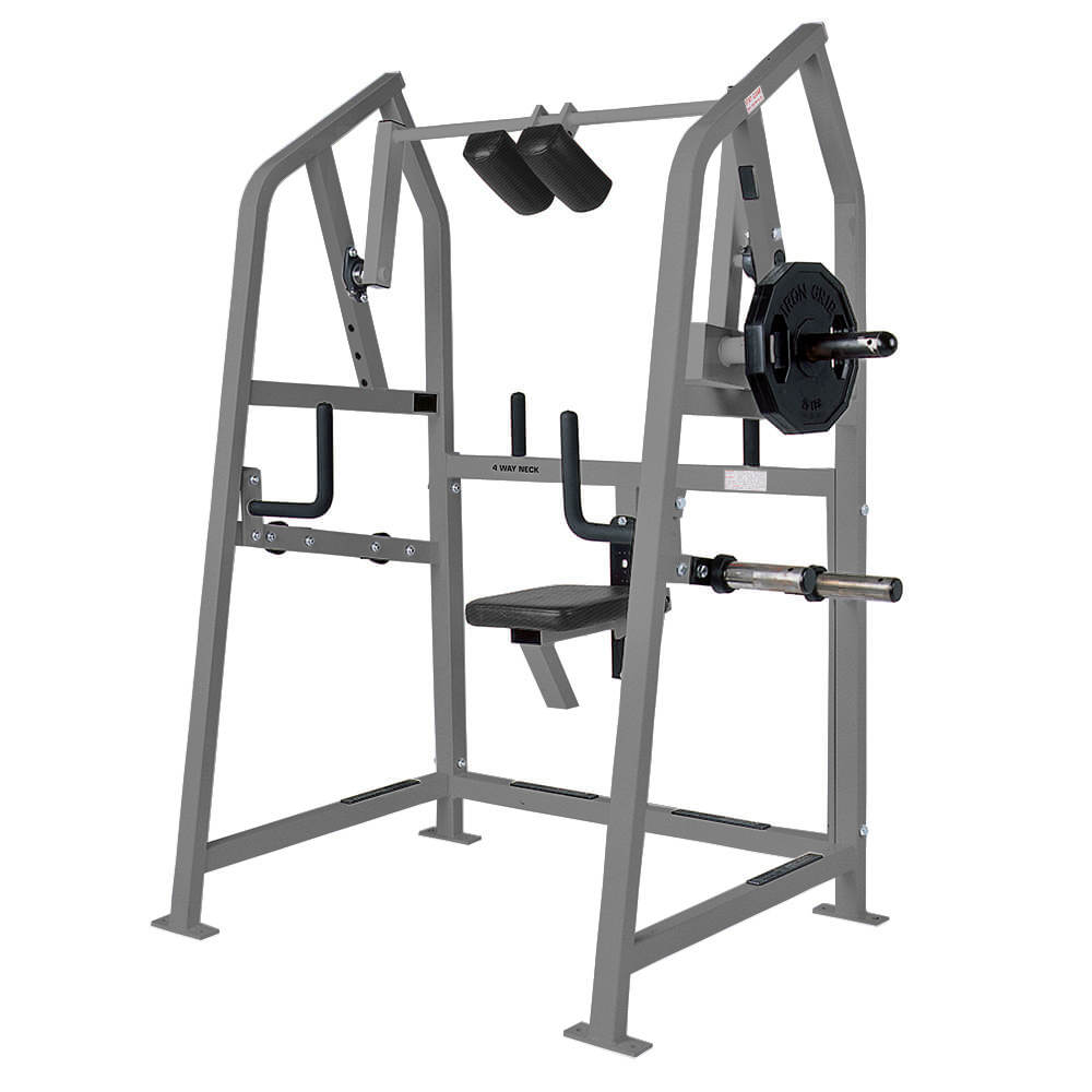 HAMMER STRENGTH 4-WAY NECK
