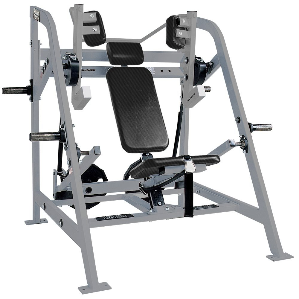 HAMMER STRENGTH PLATE LOADED PULLOVER