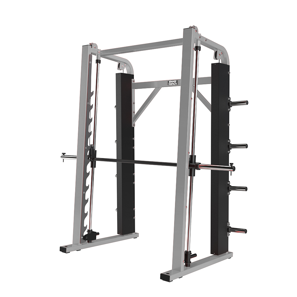 HAMMER STRENGTH VERTICAL SMITH MACHINE