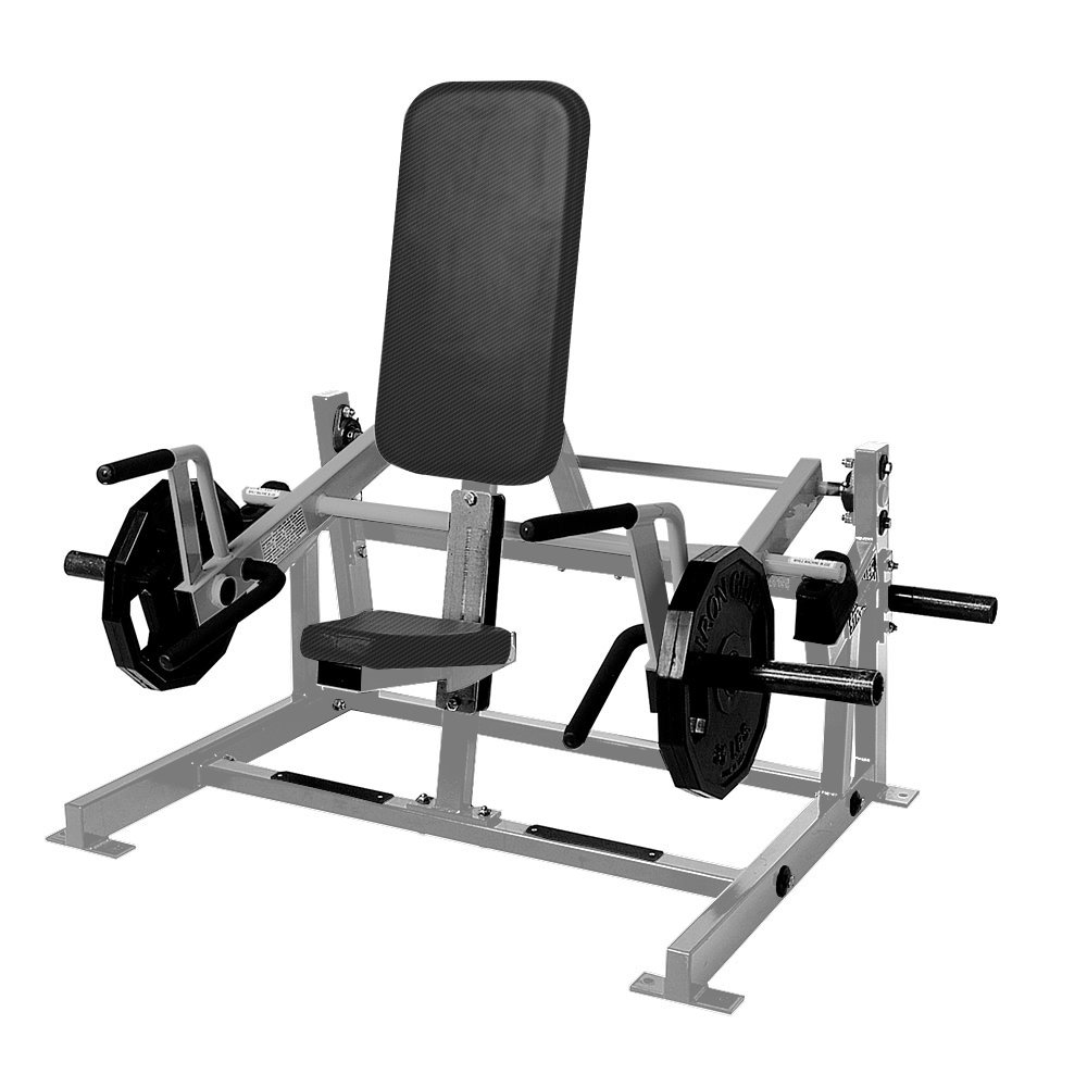 HAMMER STRENGTH PLATE LOADED SEATED / STANDING SHRUG