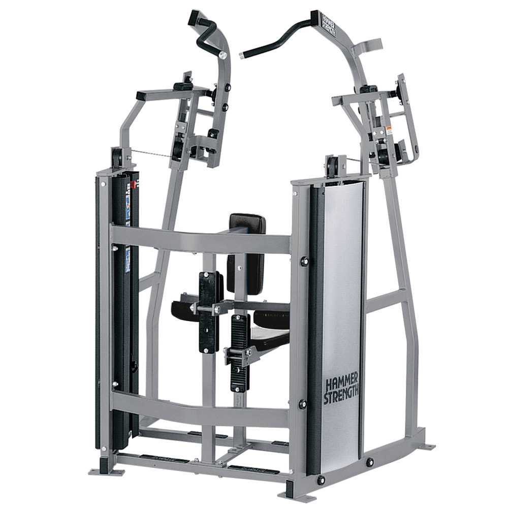 HAMMER STRENGTH MTS ISO-LATERAL FRONT PULLDOWN