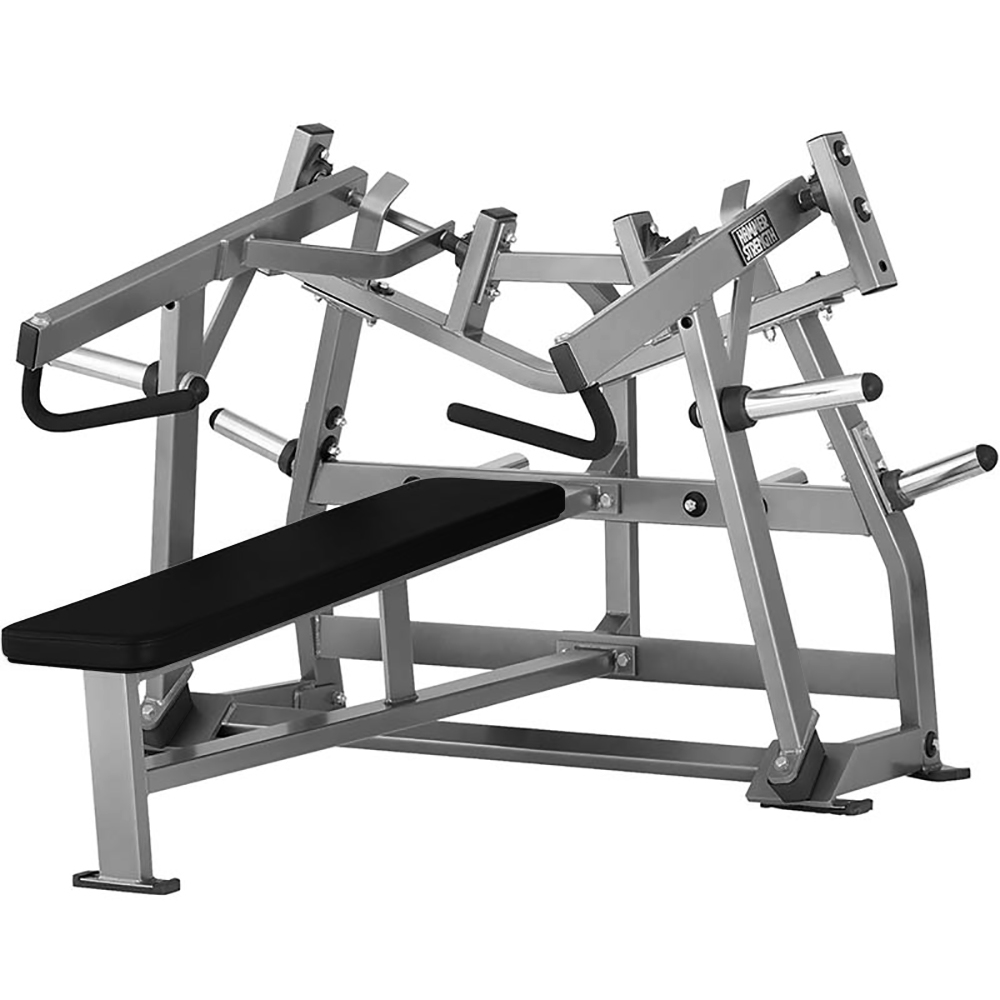HAMMER STRENGTH ISO-LATERAL HORIZONTAL PRESS