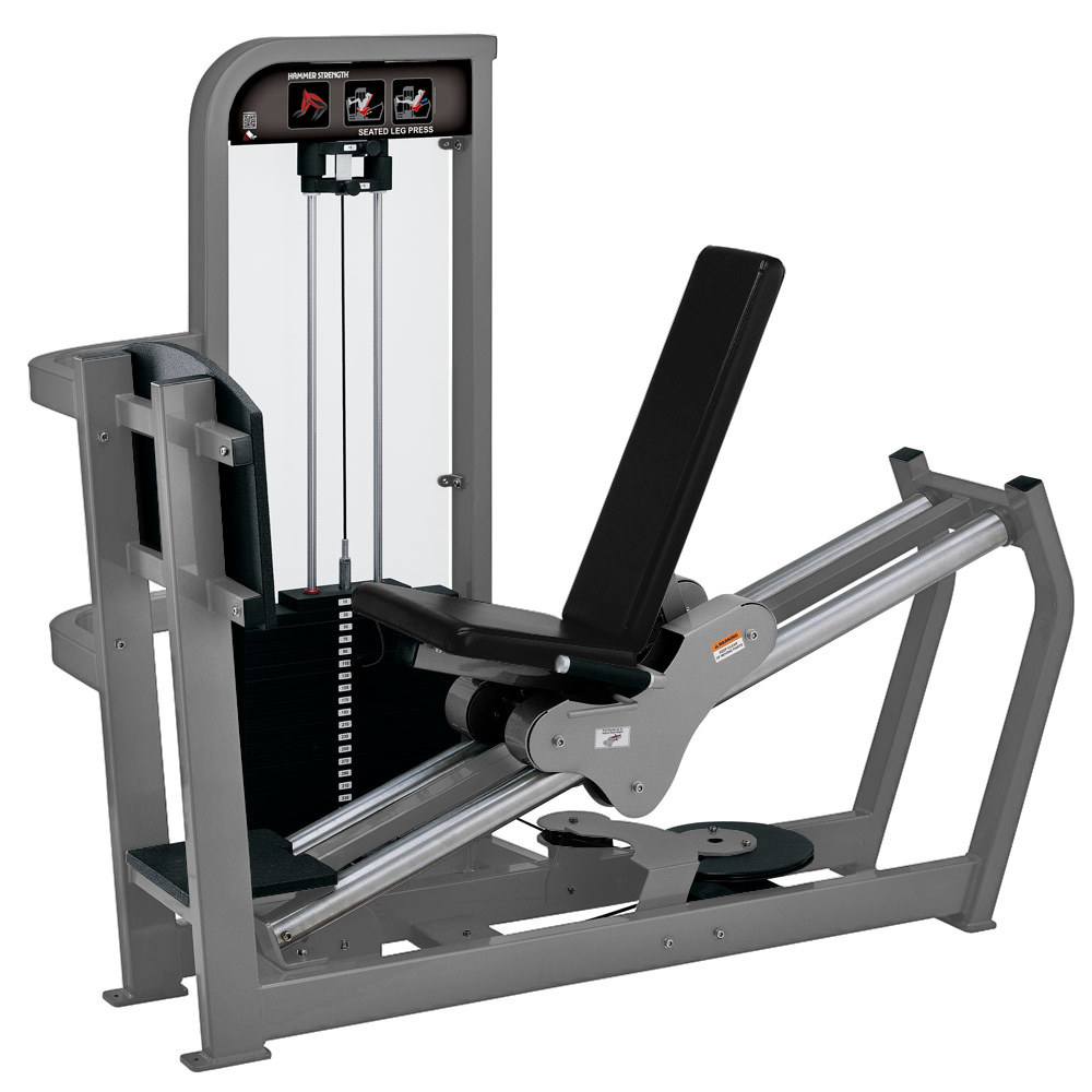 HAMMER STRENGTH SELECTSEATED LEG PRESS