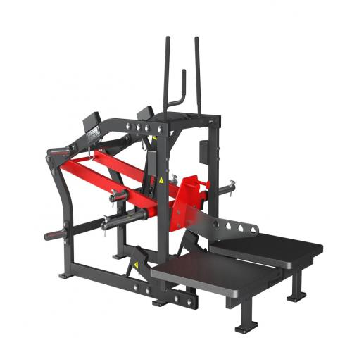 HAMMER STRENGTH PLATE LOADED BELT SQUAT