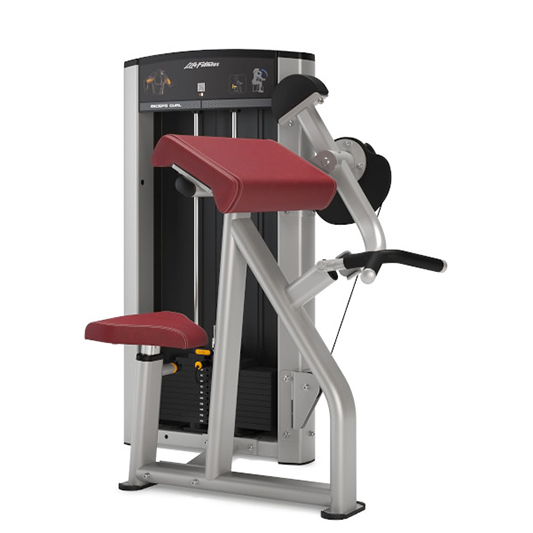 Life Fitness Axiom Series Biceps Curl