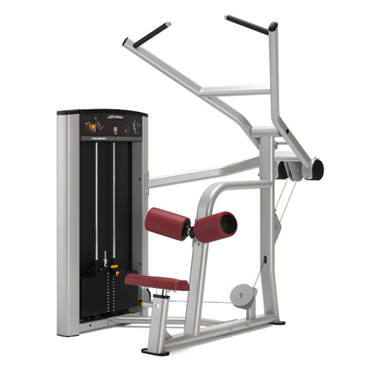 Life Fitness Axiom Series Lat Pulldown