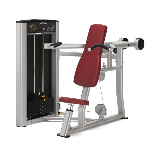 Life Fitness Axiom Series Shoulder Press
